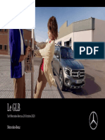 Mercedes-Benz - GLB - Tarif