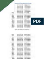 Таблица для работы