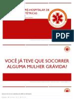 Carol Reis -Atendimento pré-hospitalar de urgências obstétricas 2018 divin