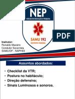 Direção Defensiva para o curso MG 2019 - 03 PDF