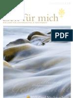 Zeit für mich. Magazin für Entspannung und Gesundheit im Bäderland Niedersachsen
