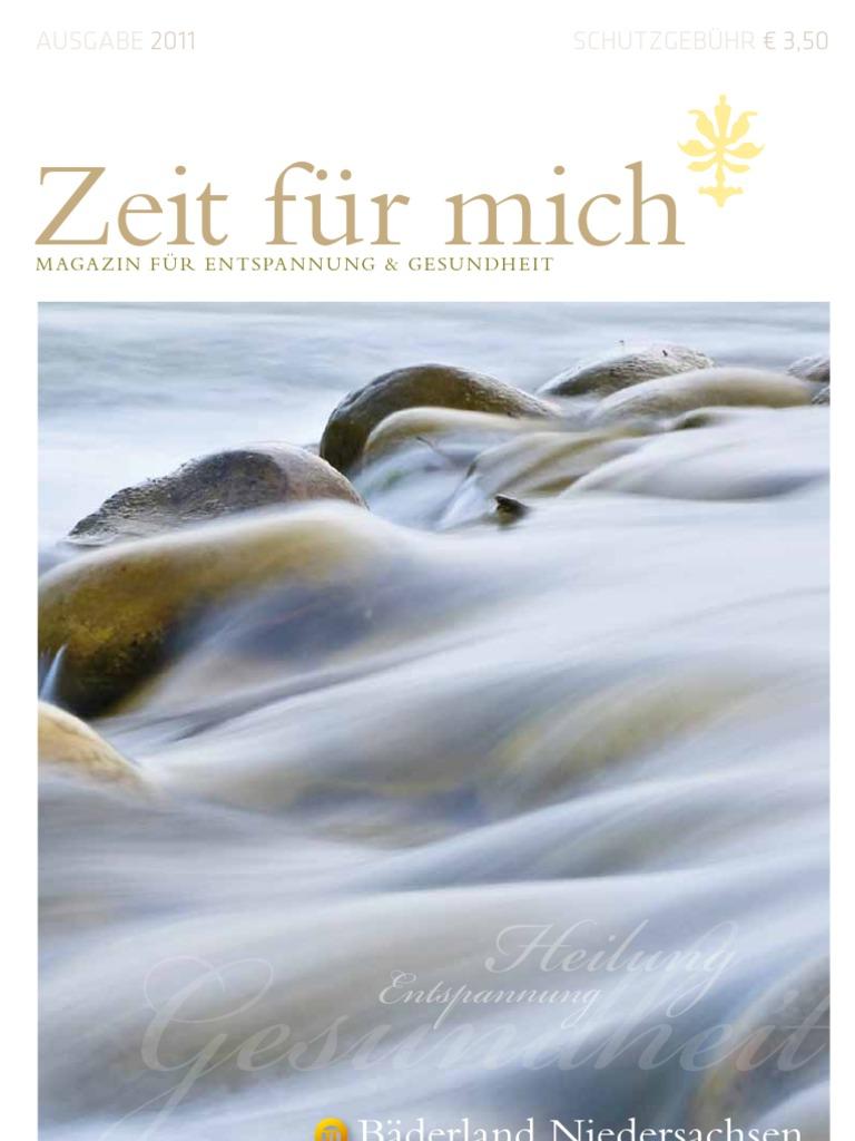 Zeit Für Mich Magazin Für Entspannung Und Gesundheit Im