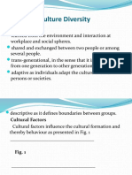 Managing Culture Diversity