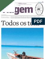 Suplemento Viagem - Jornal O Estado de S. Paulo - Todos os tons - Jamaica  - 20110301