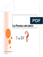 Les Pronoms Complements en Et Yexplication-3