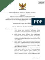 KMK No. HK.01.02-2021 ttg Penggunaan Rapid Diagnostic Test Antigen Dalam Pemeriksaan COVID-19-sign