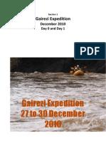 Gairezi Expedition