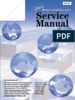 Daiken Chiller Service Manual