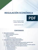 Clases Regulación Económica 2020