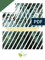 PRA Programa de Regularização Ambiental
