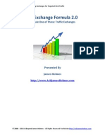 Ad Exchange Formula Traffic Exchanges