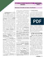 Caderno 3 - Objetivo - Português  - Terceiro ano