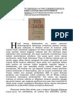 Commentariolus de litteris Latinis recentioribus