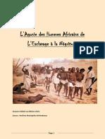 Lagonie Des Hommes Africains de Lesclavage c3a0 La Nc3a9gritude Anthologie Par Rachel