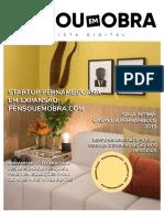 Revista Digital PensouEmObra Edição Nº 01