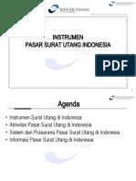 Instrumen Pasar Surat Utang Indonesia