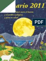 Calendario Lunar 2011