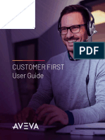 AVEVA Customer FIRST Program User Guide v1.3 May 2020