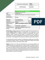 Protocolos de Bioseguridad Centros de Llamadas Call-Center