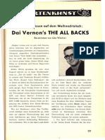 Udo Wächter - All Backs