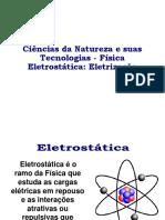 Eletrostática 1 - Eletrização 29.09