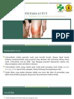 Osteoarthritis Pada Lutut