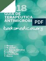 Guía antimicrobianos - Patógenos