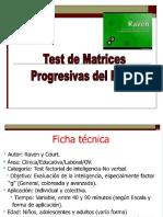 test de matrices progresivas del Raven (2)