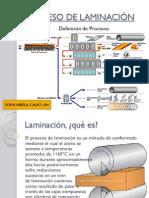 PROCESO DE LAMINACIÓN