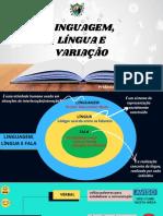 PORTUGUÊS 1º ANO -LINGUAGEM, LÍNGUA E FALA (2)