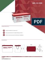 datasheet-tensite-batteries-GEL-12-300