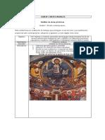6° GUÍA N° 3  Artes Visuales. analisis de obras pictóricas.