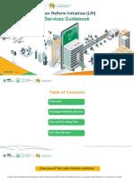 Saudi Arabia Labor Reform Initiative (LRI) Services Guidebook
