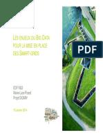 LES ENJEUX DU BIG DATA POUR LA MISE EN PLACE DES SMART-GRIDS