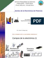 1.1.1 Antecedentes de la Electrónica de  potencia