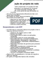 Documentação do projeto de rede
