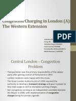 Grp 10_Sec B_Congestion Charging