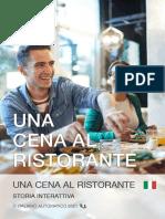 [PDF+REGALO]+Una+Cena+Al+Ristorante