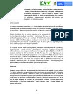 JUSTIFICACIÓN DEFINITIVA LEVANTAMIENTO PREVIO CONCEPTO
