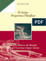 El Cuerpo; Perspectivas Filosoficas - Jacinto Rivera de Rosales