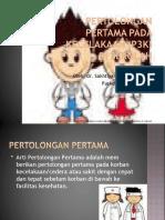 docil p3k untuk sd