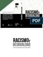 Libro Racismo