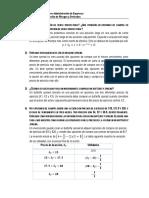 Opciones - Ejercicios propuestos y resueltos