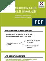 Introduccion a los árboles binomiales( correct