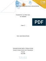 Unidad 1 - Capítulo 2 - Paso 2 - Protocolo de Comunicaciones y Relaciones Laborales