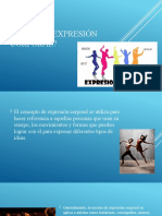 expresion coporal