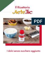 Ricettario DieteTic
