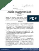Sentencia No. 1087-15-EP-20