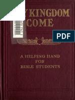 (1891) Venga a Nos Tu Reino (Ingles)