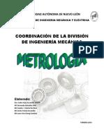 Libro Fime de Metrología